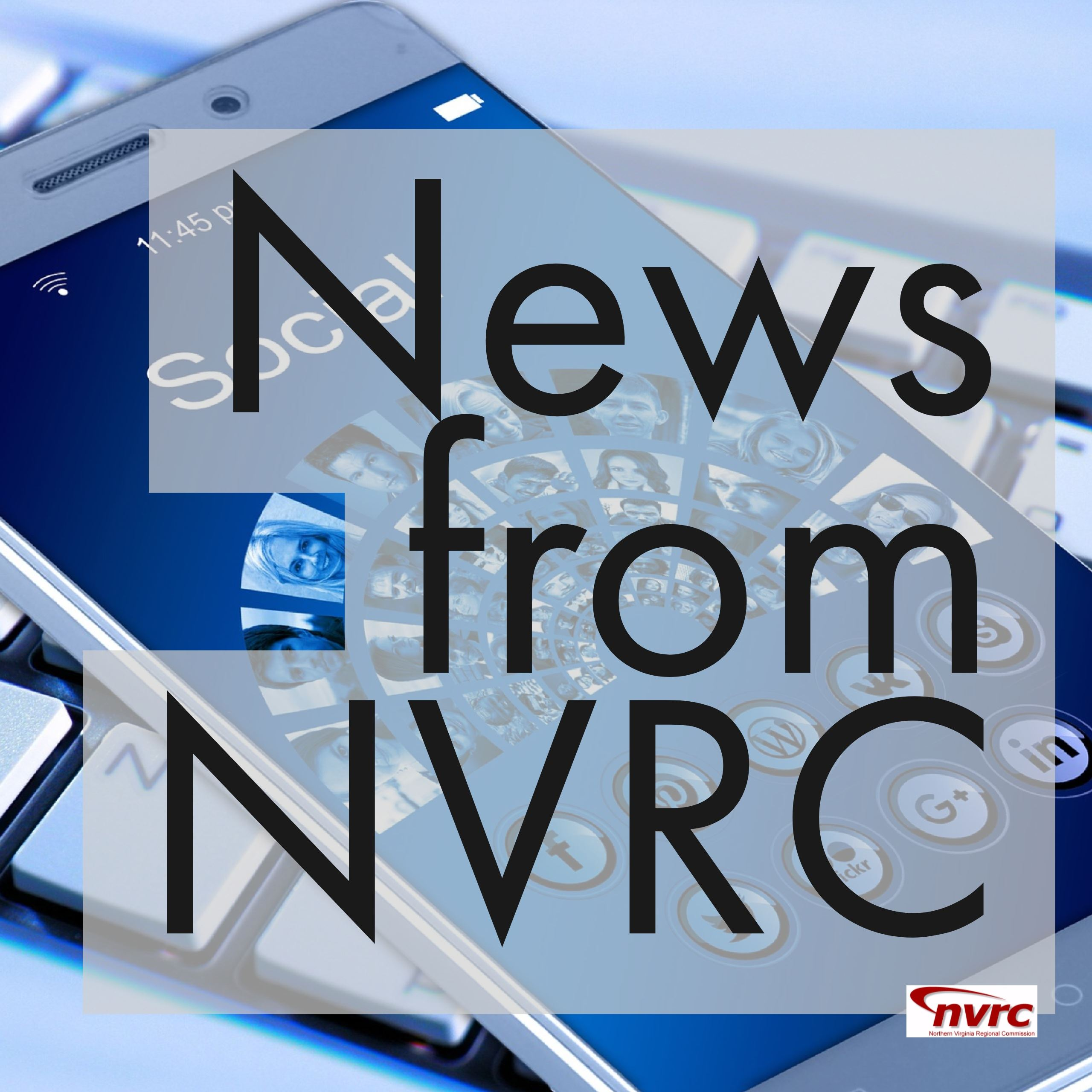 Logo for the news.