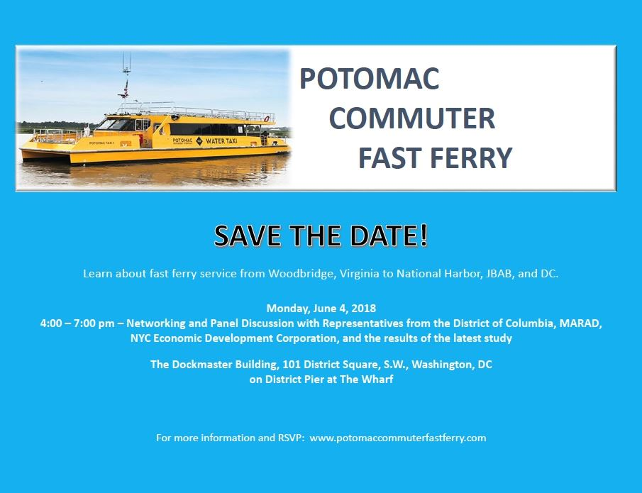 Ferry Save the Date