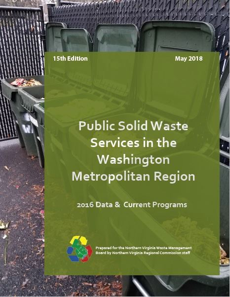Solid Waste Report Cover Photo