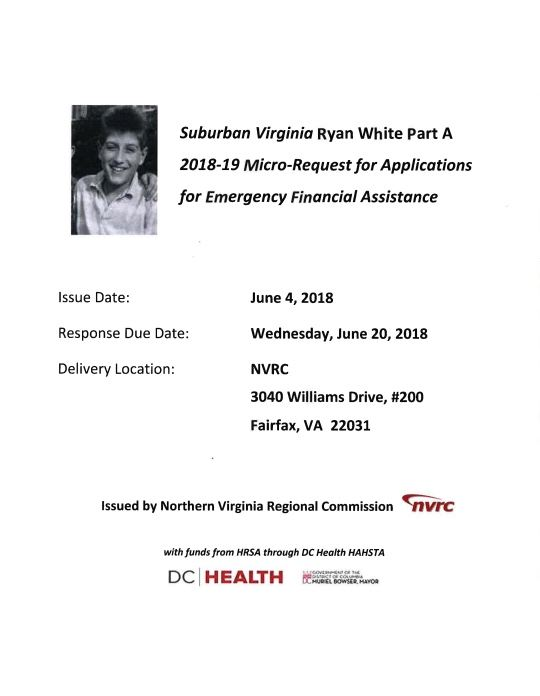 Ryan White Report Cover