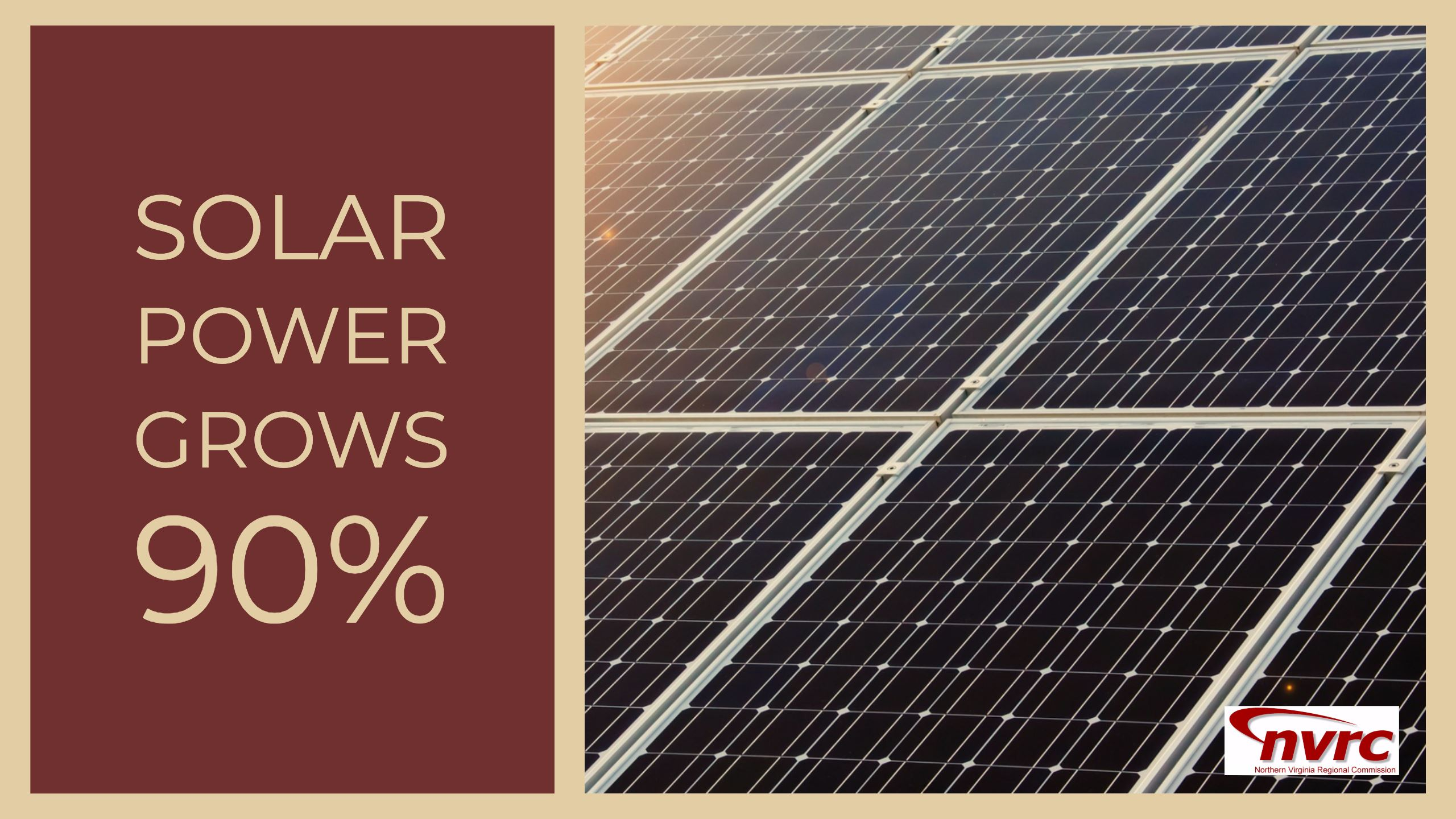 Solar Power Grows 90