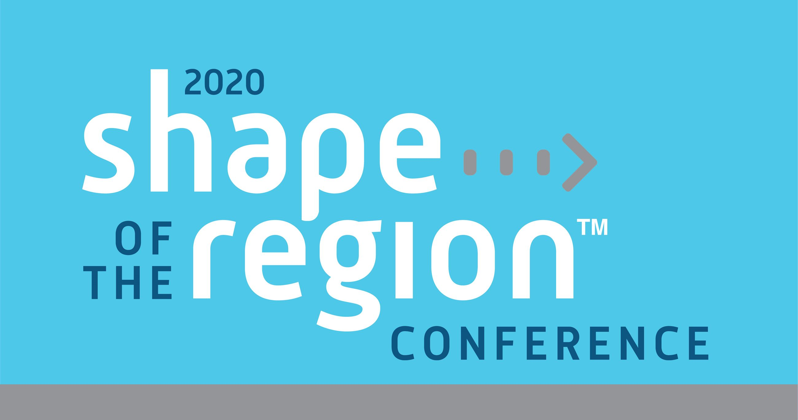 Shape of the Region logo