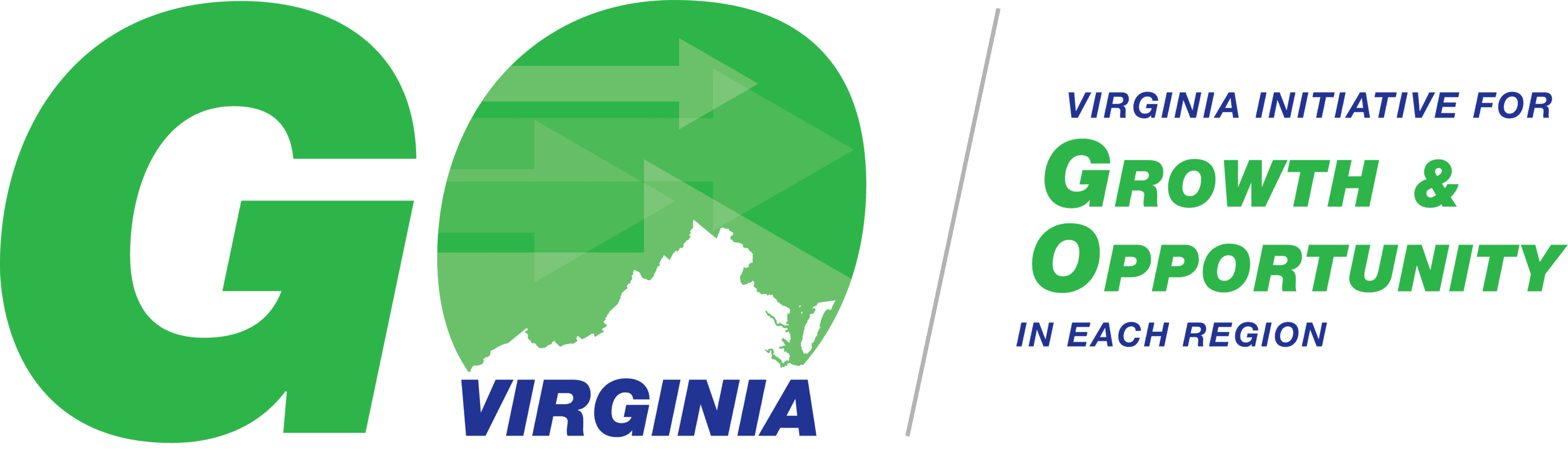Logo of the Go Virginia Program