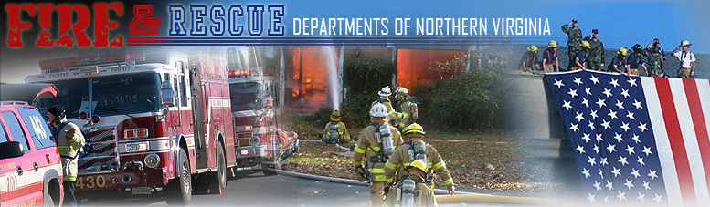Fire & Rescue Departments of Northern VA