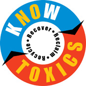 Know Toxics Logo