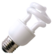 Photo of Compact Fluorescent Bulb
